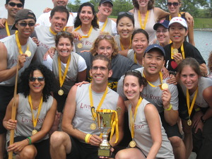 Dragon Boat Racing in Montreal