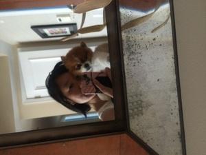 KC and me